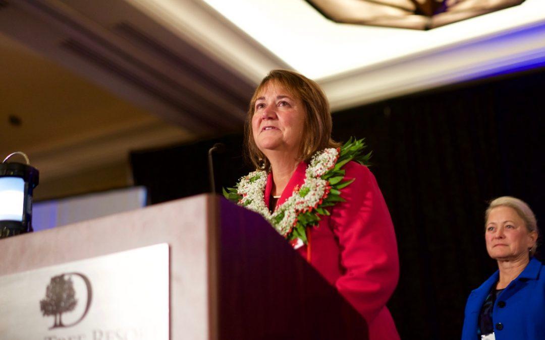 Western Jurisdiction Elects Karen Oliveto Bishop