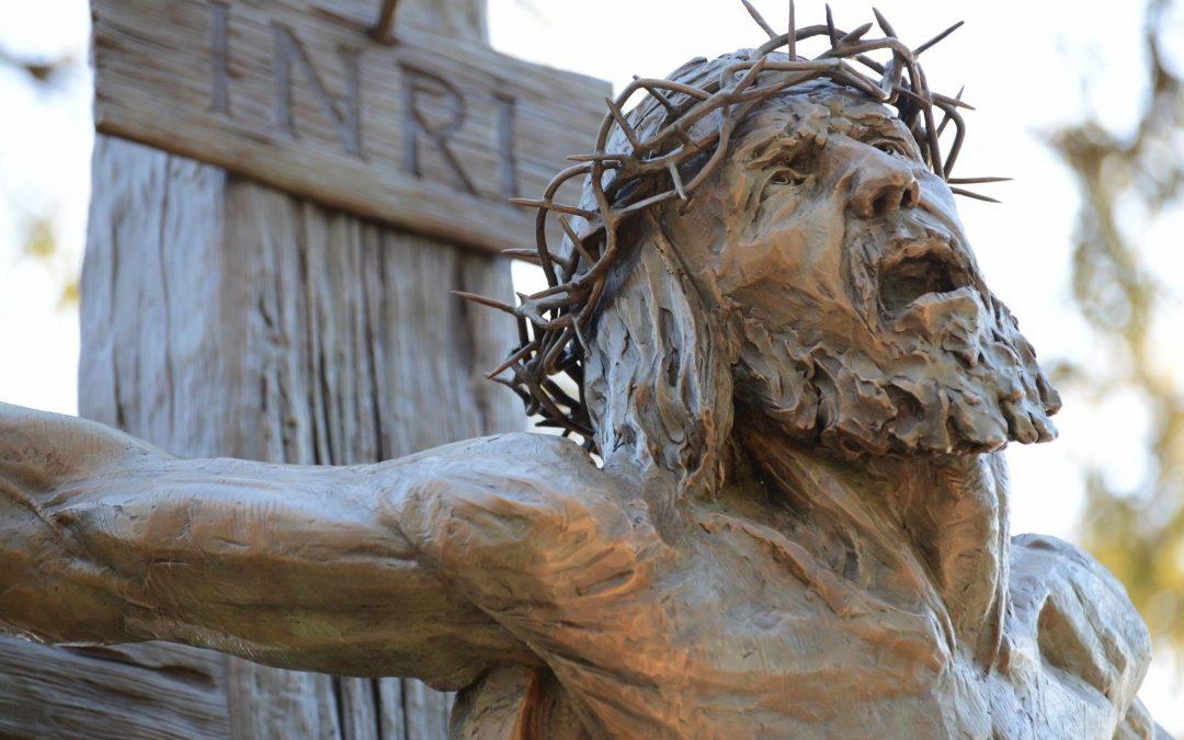 Lent 2017: A Path to a Violent Death