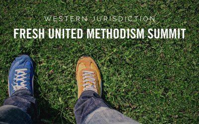 Western Jurisdiction to host 'Fresh United Methodism Summit' in November