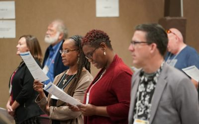 Theological statement leads first day of summit