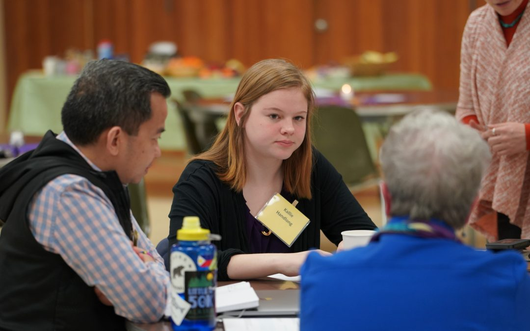 Leadership makes space for fresh ideas from new voices at the Fresh United Methodism Summit