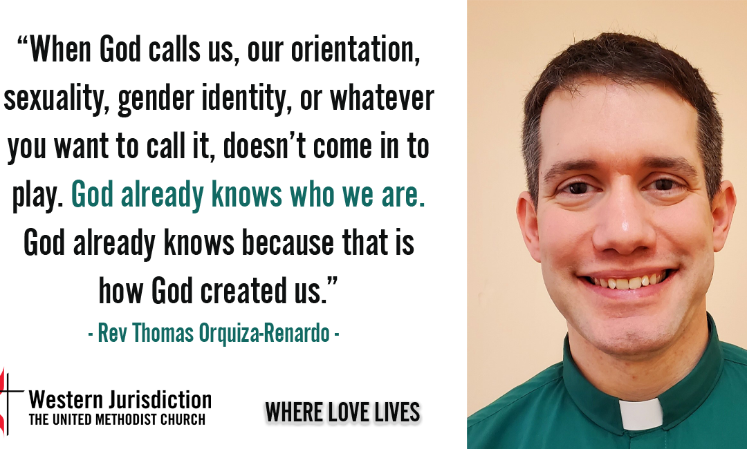 Fair and equal ordination for all: A gay preacher's calling